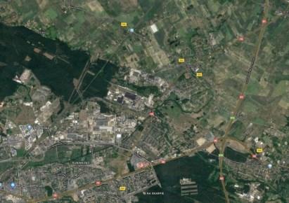 działka na sprzedaż - Toruń, Grębocin